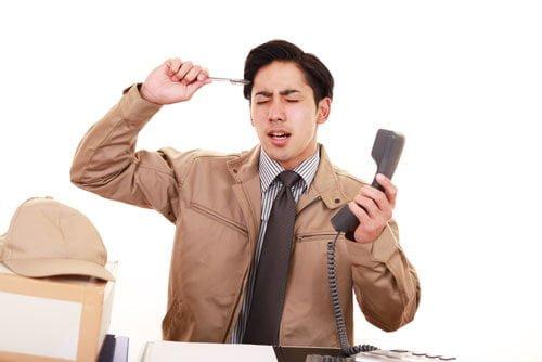 引越し見積もりにおける電話の殺到を上手に防ぐには?
